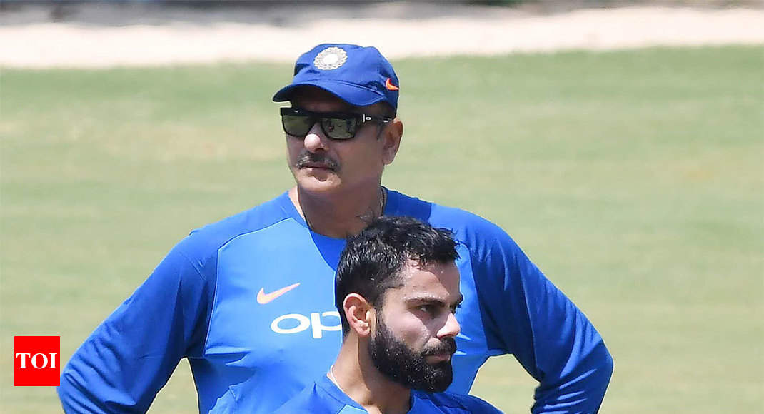 TOI Exclusive: Virat Kohli and Ravi Shastri on World Cup, MS Dhoni, Bumrah and more...