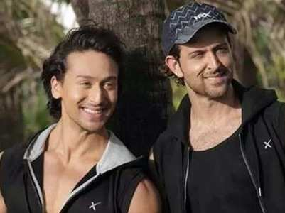 Tiger calls himself as 'Gareebo ka Hrithik'