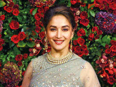 Madhuri Dixit 52nd birthday: Wishes pour in