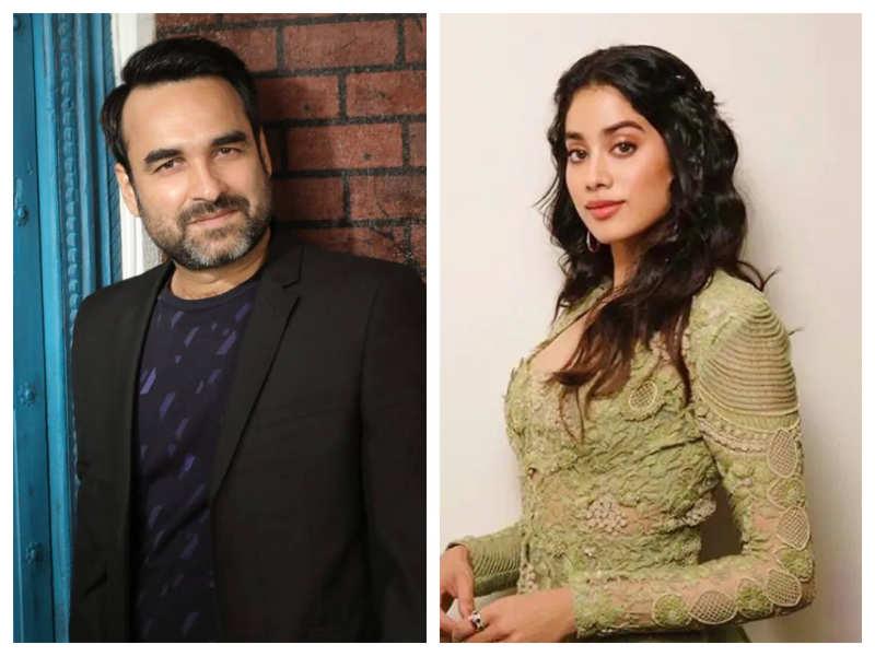 Gunjan Saxena Biopic Actor Pankaj Tripathi Is All Praise For Co Star Janhvi Kapoor Hindi Movie News Times Of India