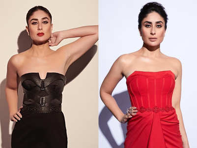 5 times Kareena proved off-shoulder dresses are the sexiest