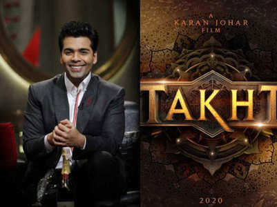 Script of KJo's 'Takht' not changed?