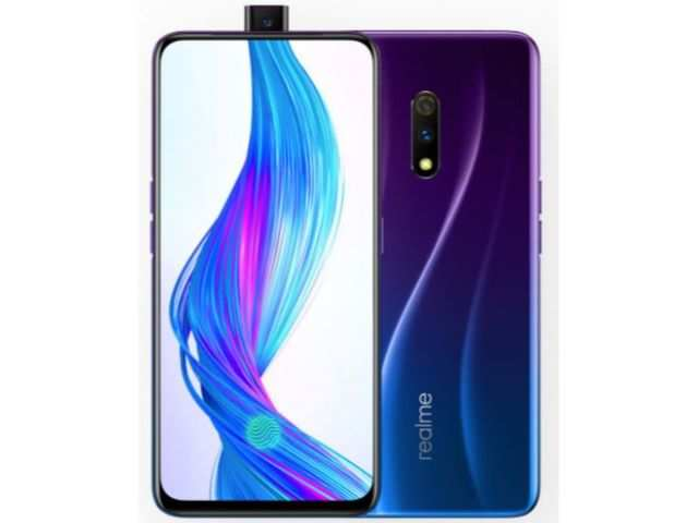 Realme X with pop-up camera, Snapdragon 710 processor launched: Price, specs and more