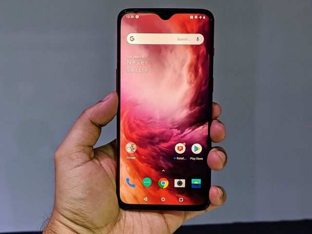 OnePlus 7: First impressions