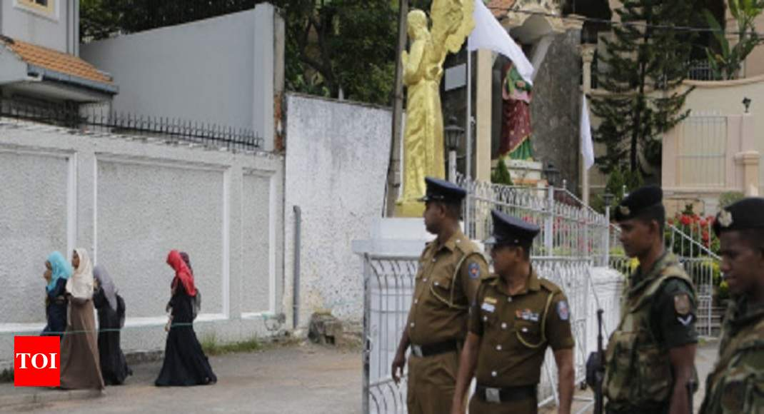 Lanka police lift nationwide curfew, arrest 60 people for anti-Muslim riots
