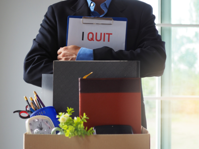 What I learned when I resigned from my job