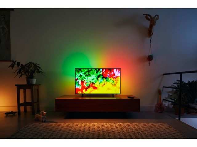 Philips launches 65-inch 4K LED smart TV in India