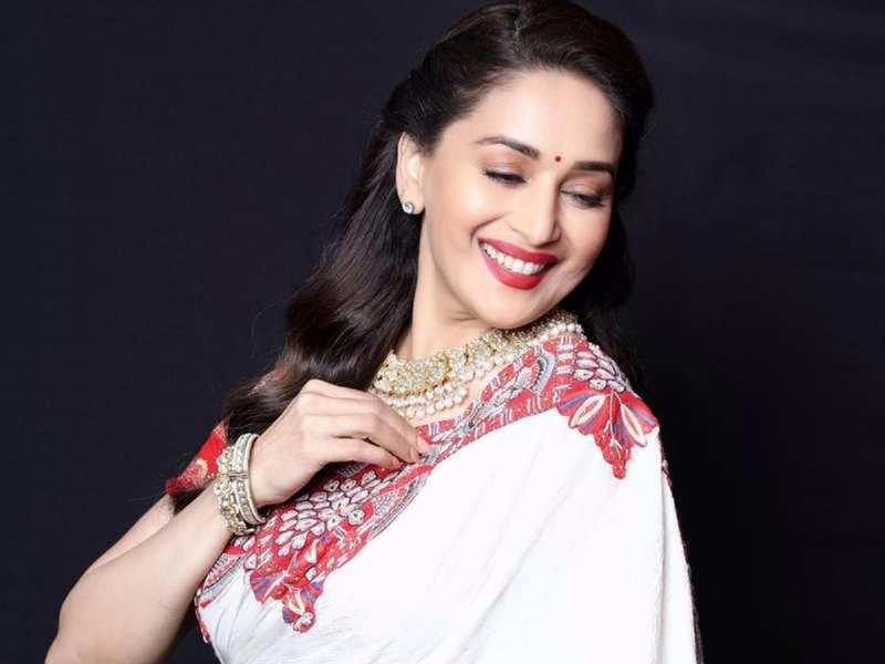 Madhuri Dixit talks about how she tries to be a modern day parent | Hindi  Movie News - Times of India