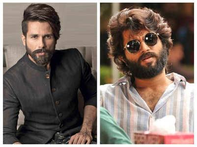 Shahid: Loved 'Arjun Reddy' when I saw it