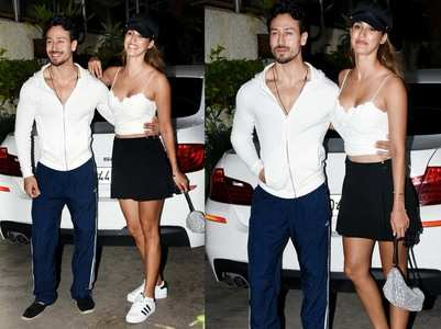 Tiger hosts screening of SOTY 2 for Disha