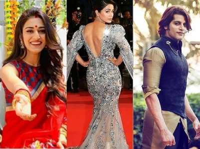 Hina's Cannes debut leaves Erica awestruck