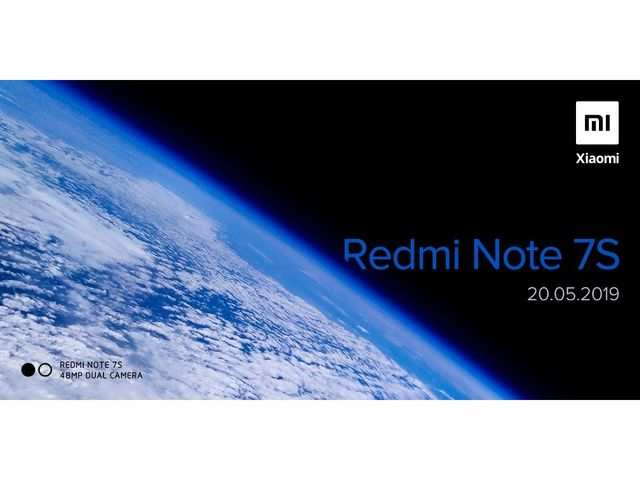Xiaomi teases Redmi Note 7S, to launch on May 20
