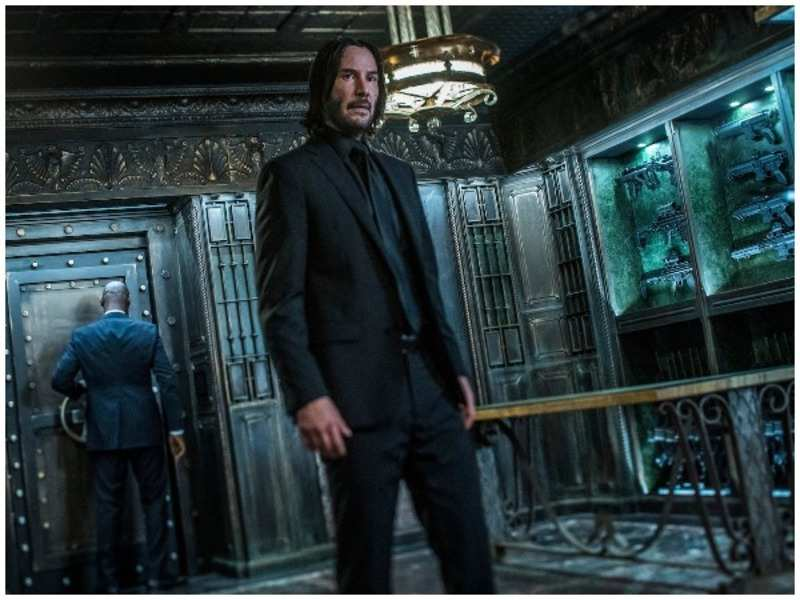 john wick: chapter 3- parabellum: Fans left incredulous after Censor Board  orders cuts in 'John Wick 3' after giving it an 'A' certificate | English  Movie News - Times of India