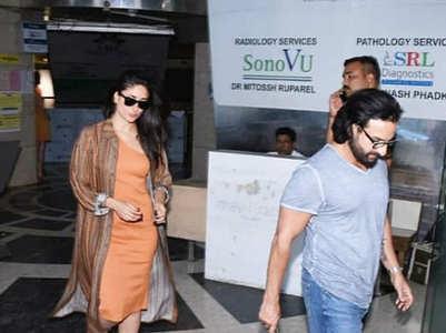 Saif-Bebo sparks pregnancy rumours