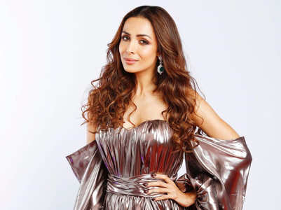 Malaika Arora sizzles in a hot metallic dress
