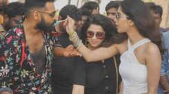 Double dhamaaka on iSmart Shankar sets