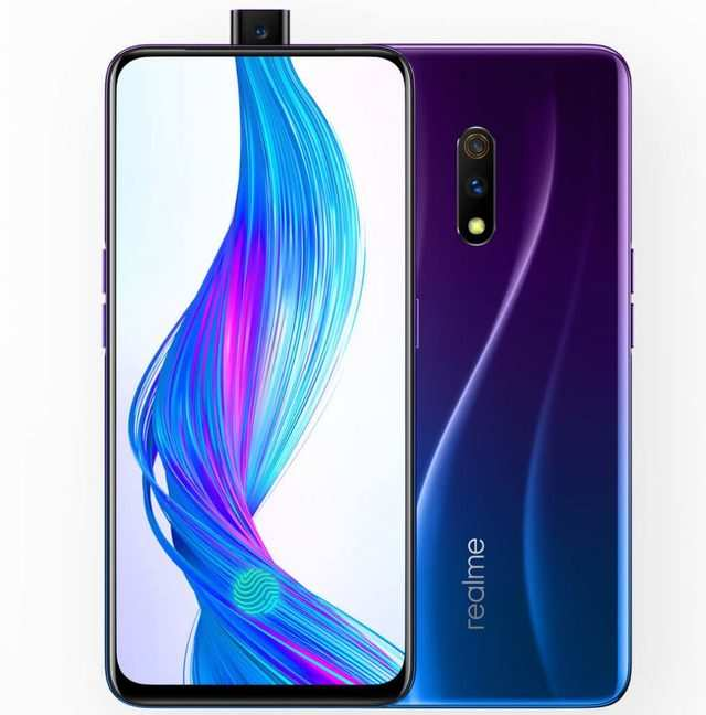 Realme X with 16MP pop-up camera to launch in India soon