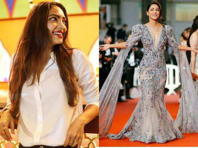 Pooja on Hina's Cannes look: Proud of her
