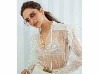 Cannes 2019: Deepika's third look of the day