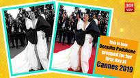 BTS: Deepika Padukone getting ready for Cannes 2019
