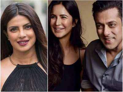 'Bharat': Salman thanks Priyanka for leaving