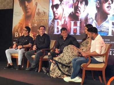 Salman says he is not 'Bhaijaan' for Katrina