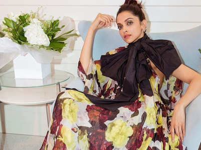 Cannes 2019: Deepika's 4th look of the day