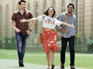 Mahesh Babu, Pooja Hegde and Allari Naresh's 'Maharshi' stands at #8
