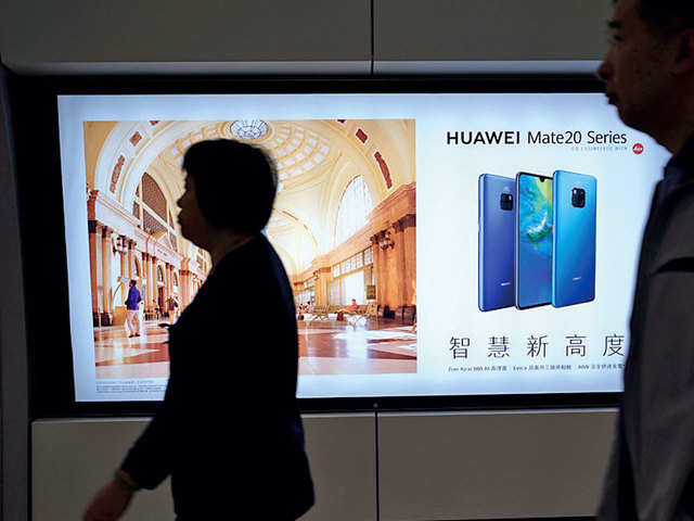 Open to addressing US security concerns, says Huawei