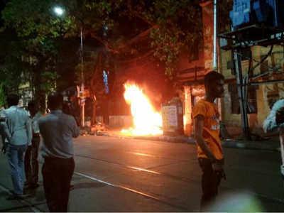 Lok Sabha elections: In eyeball-to-eyeball Bengal politics, goons