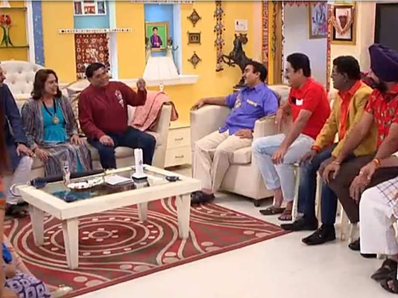 Taarak Mehta Ka Ooltah Chashmah written update May 17, 2019: Jethalal and society residents spend time with Chandu and Ishani