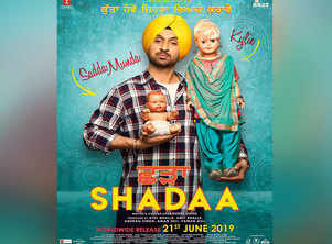 The first look of Diljit Dosanjh's 'Shadaa' is out