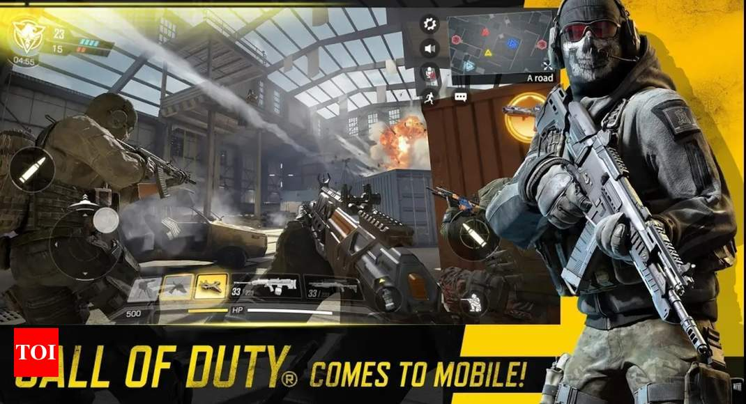 Pubg Rival Call Of Duty Mobile May Be Closer To Launch Times - pubg rival call of duty mobile may be closer to launch times of india