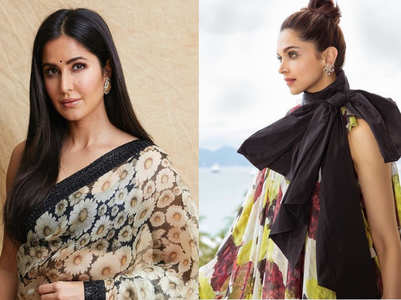 From Deepika Padukone to Katrina Kaif: How to wear floral prints iìn summer