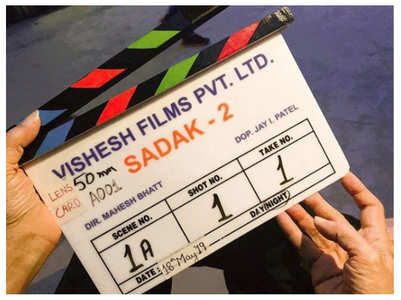 Alia Bhatt kick-starts shooting of 'Sadak 2'