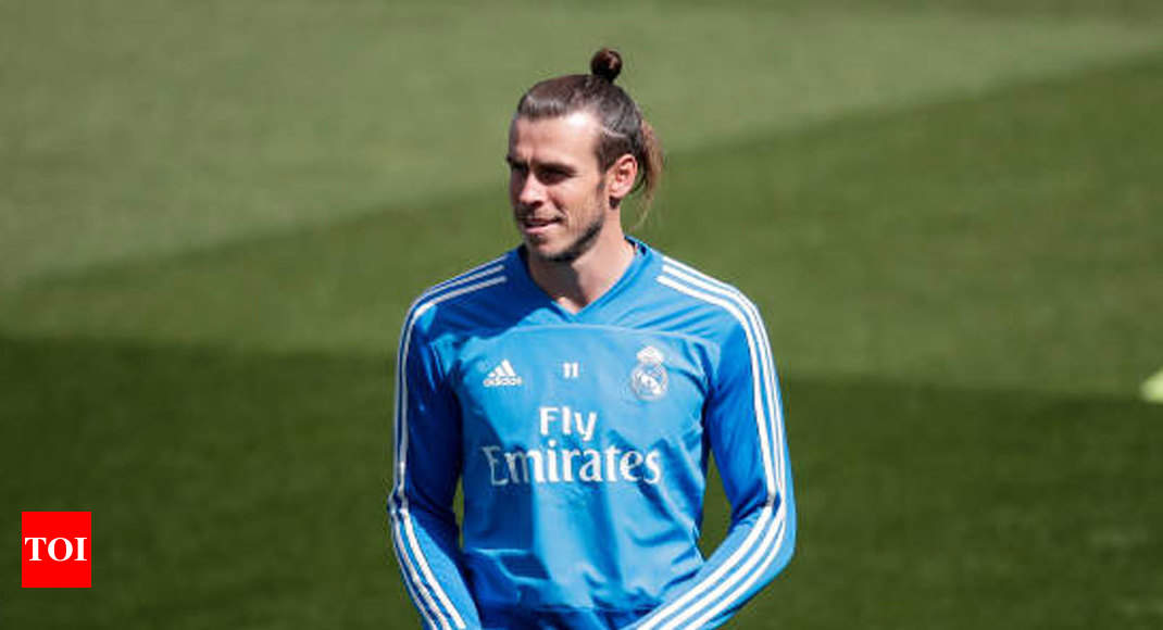 6f745bd96 Zinedine Zidane the boss as Gareth Bale set for final game at Real Madrid