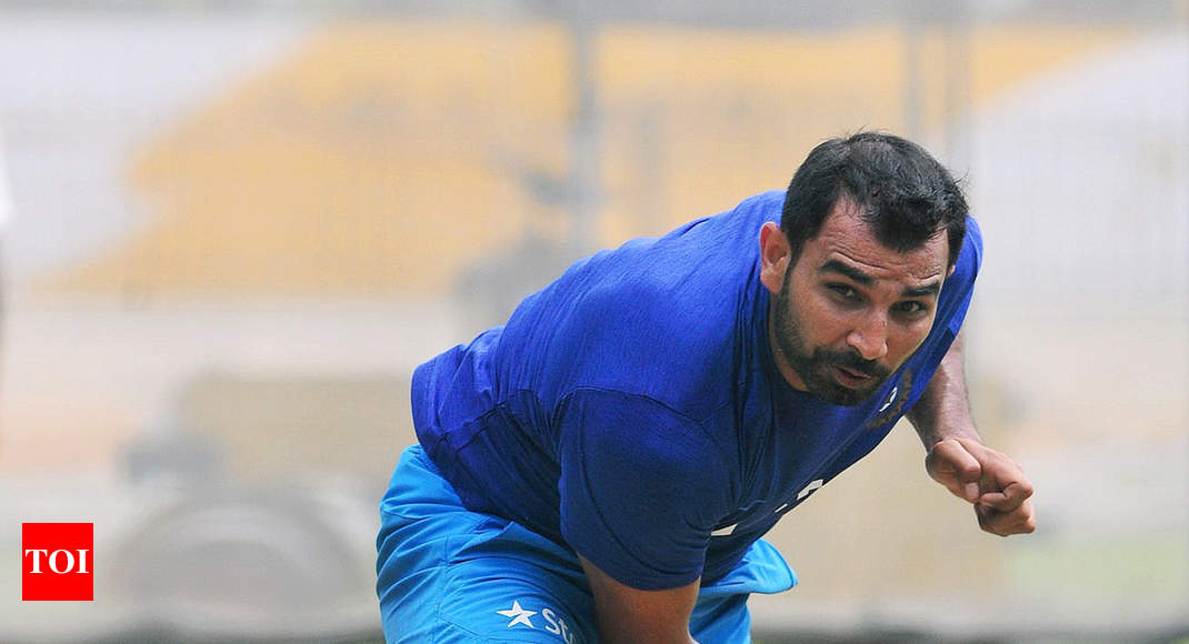 My yorkers ready to rock the World Cup: Mohammed Shami