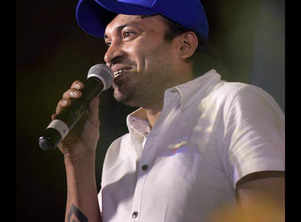 Soubin Shahir plays the character named Kuttaaps, in 'Jack and Jill'