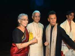 Ramli Ibrahim stuns the audience with his performance at Narada Gana Sabha