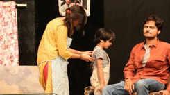 Tarika Tripathi after watching Netri Trivedi's new play Swamy's Sound Studio