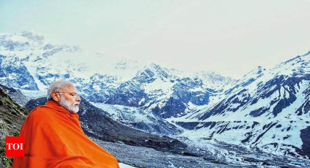 PM Narendra Modi thanks EC for allowing Kedarnath visit