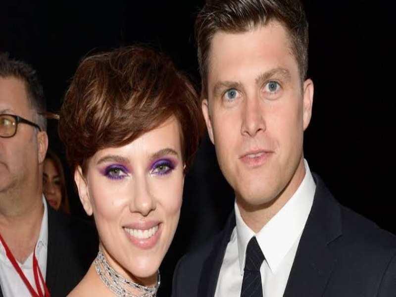 Breaking! Scarlett Johannson gets engaged to Colin Jost, details inside!
