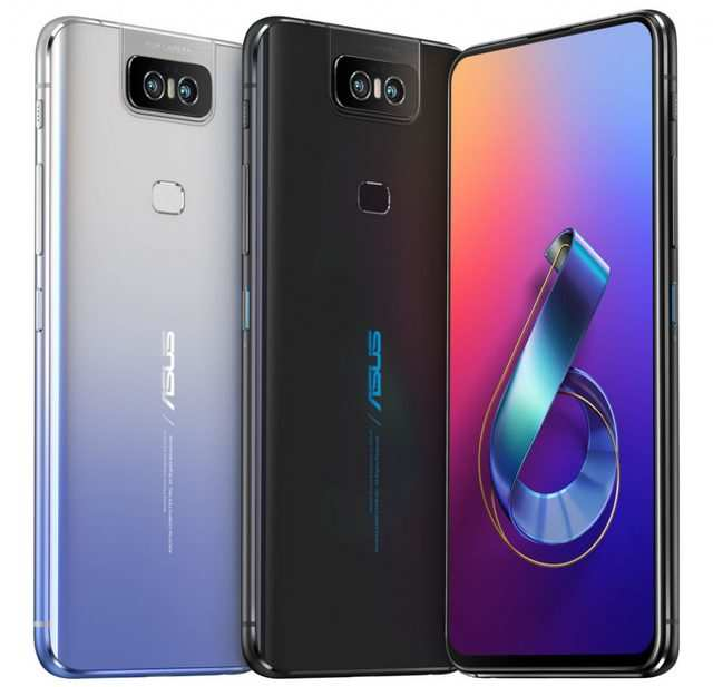 Asus Zenfone 6 with flip camera to launch in India soon