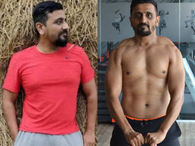 Weight loss: This guy lost 20 kilos in JUST 3 months!