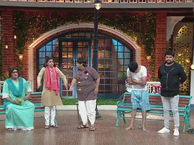 TKSS: Kapil, Krushna rag Sumona Chakravarti