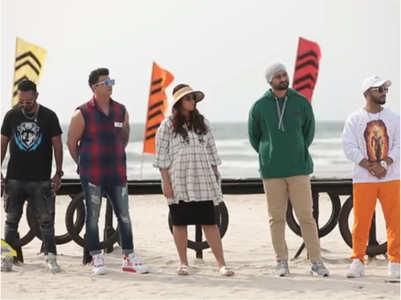 Roadies: Nikhil's gang gets voted out