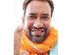 Photo: Dinesh Lal Yadav shares a selfie after casting his vote for Lok Sabha election