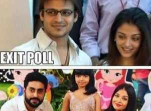 Vivek Oberoi shares meme on Aishwarya Rai