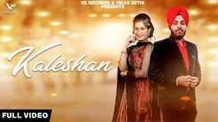 Latest Punjabi Song 'Kaleshan' Sung By Vikram Isher
