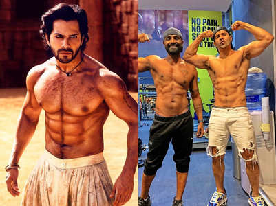 5 ways to get washboard abs like Varun Dhawan